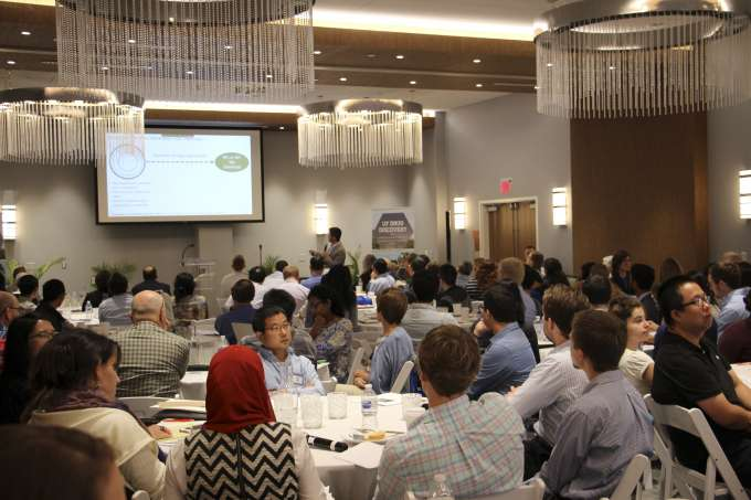 Drug Discovery 2019 attendees